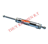 Compact cylinder with sus tube AXW